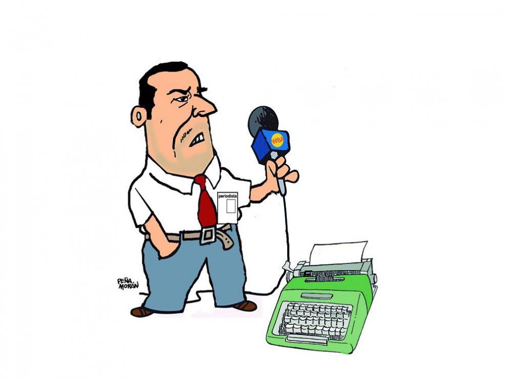 La labor de investigación de los medios