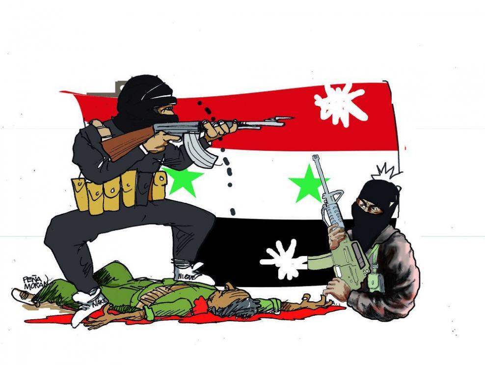 Siria me duele