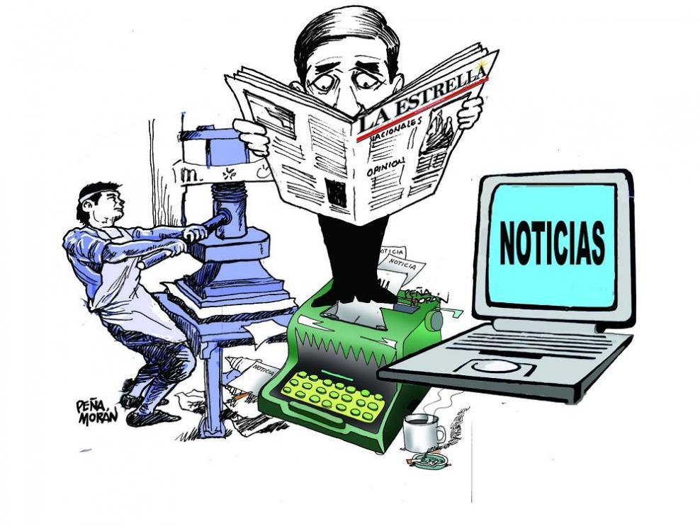 Periodismo actual y del futuro