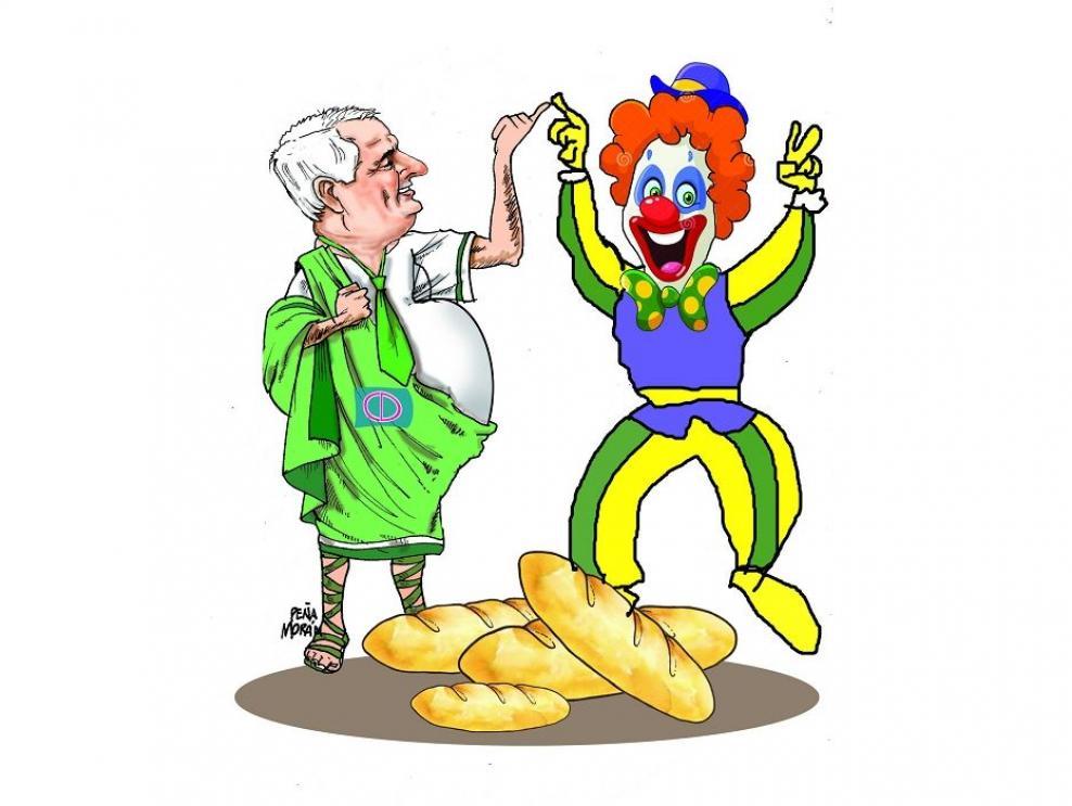 'Pan y circo'