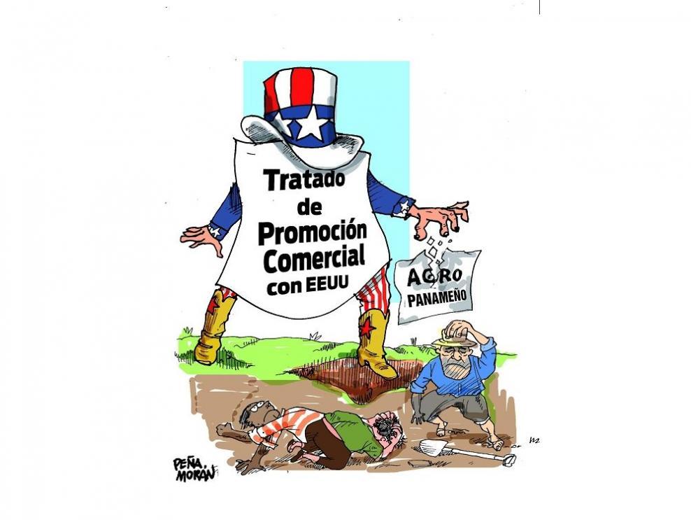 Cómo el tratado de libre comercio arruinó el agro
