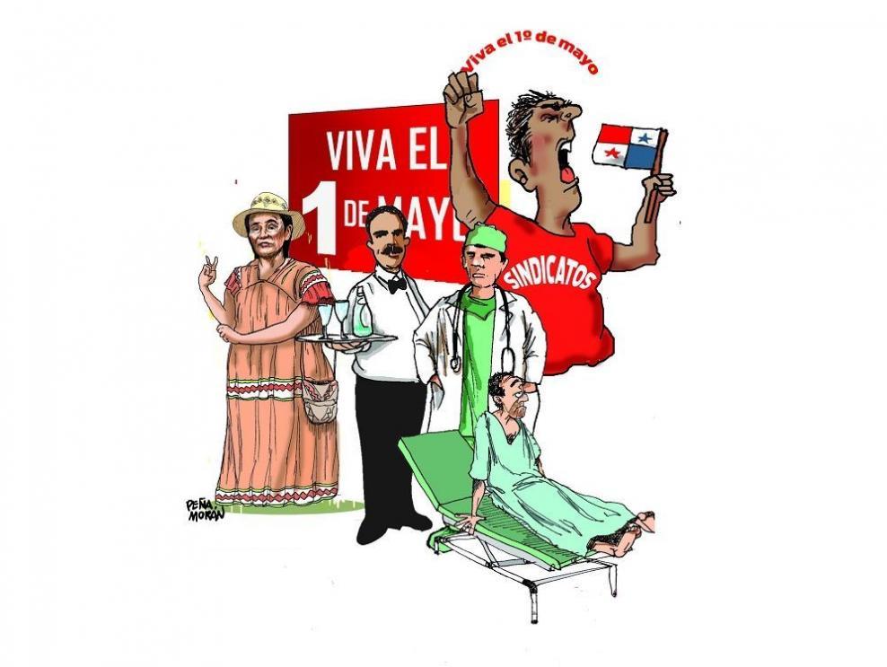 1 de Mayo a lo panameño