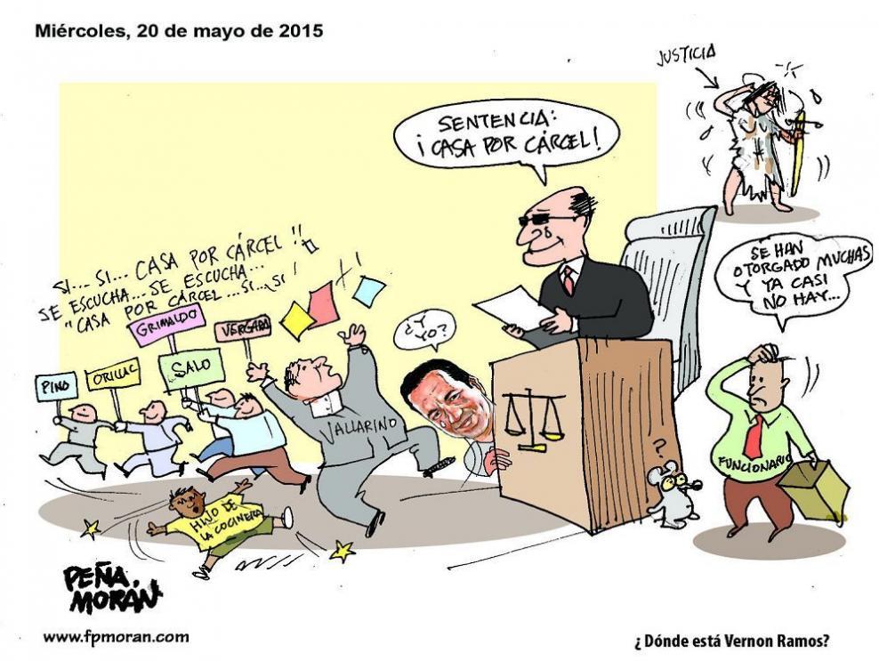 La Opinión Gráfica del 20 de mayo del 2015