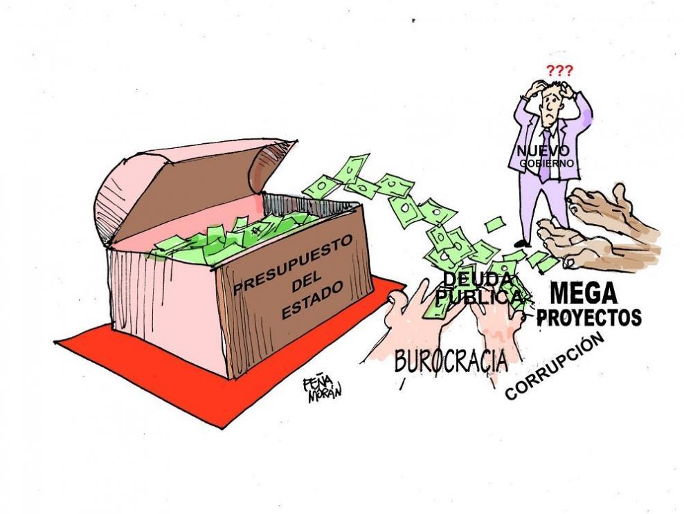 Finanzas públicas (I)