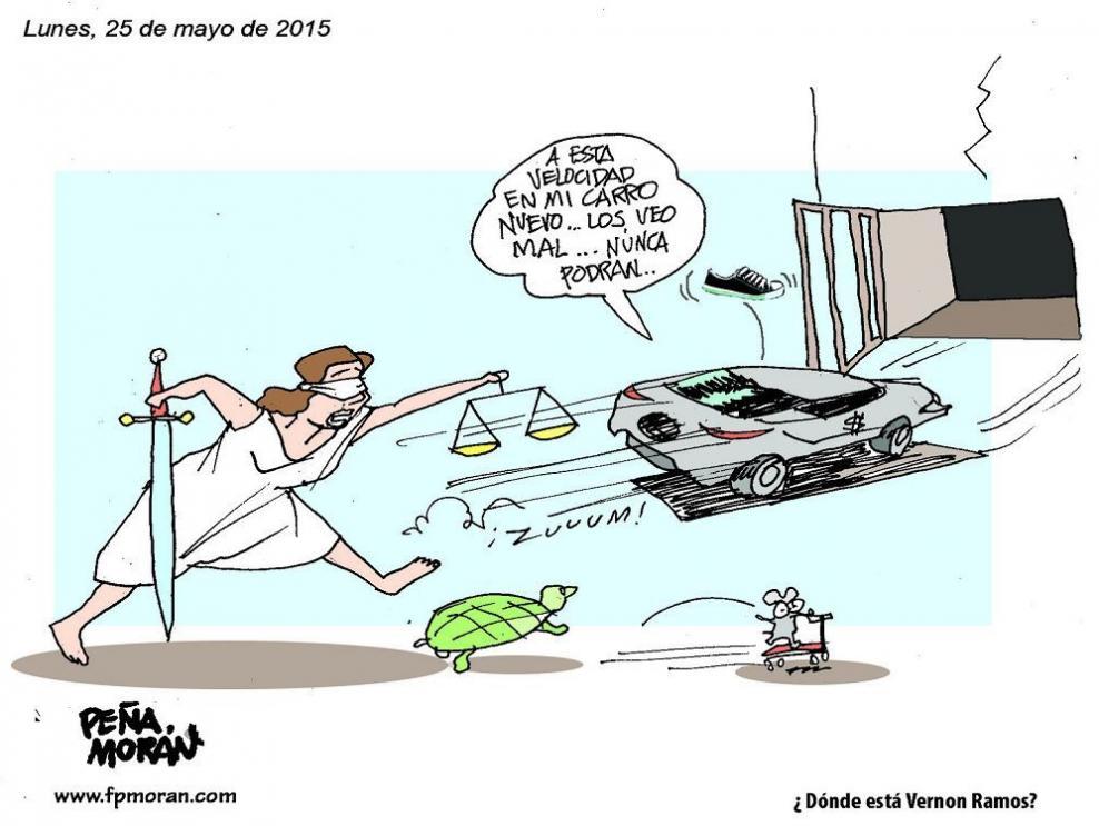La Opinión Gráfica del 25 de mayo del 2015