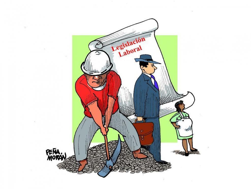 Cien años de legislación laboral
