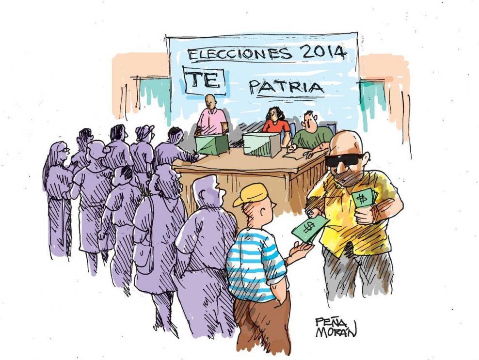 Oprobio electoral