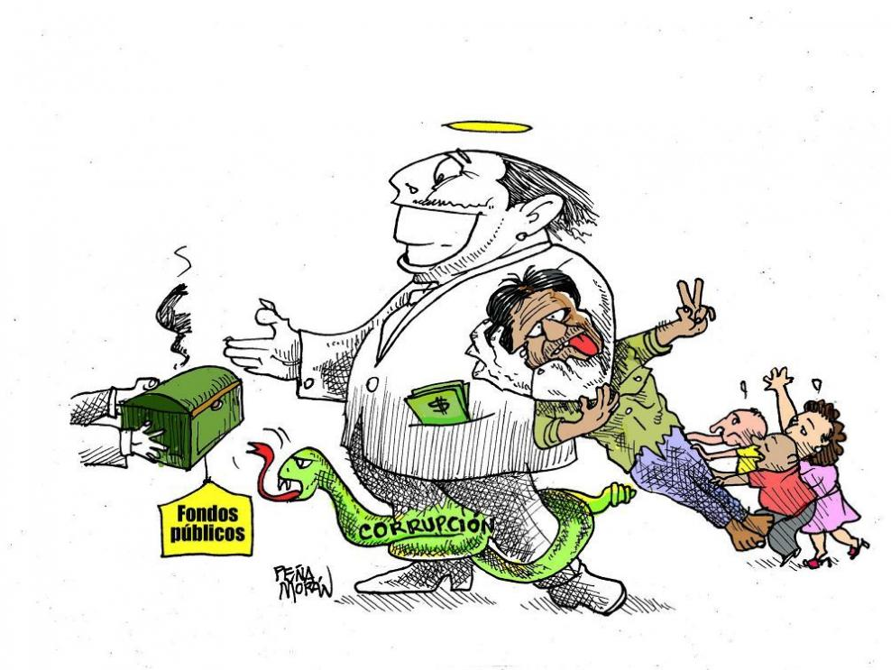 La mente criminal del corrupto