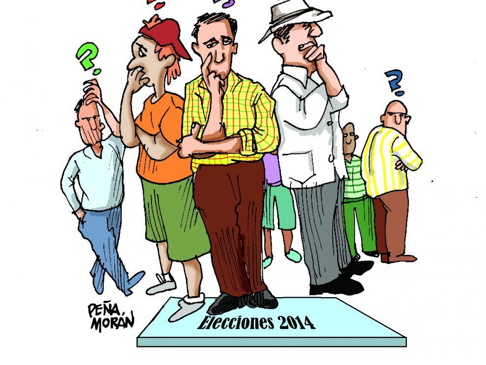 Escenarios electorales