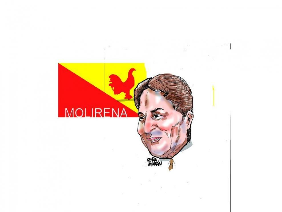 Pancho Alemán y el Molirena