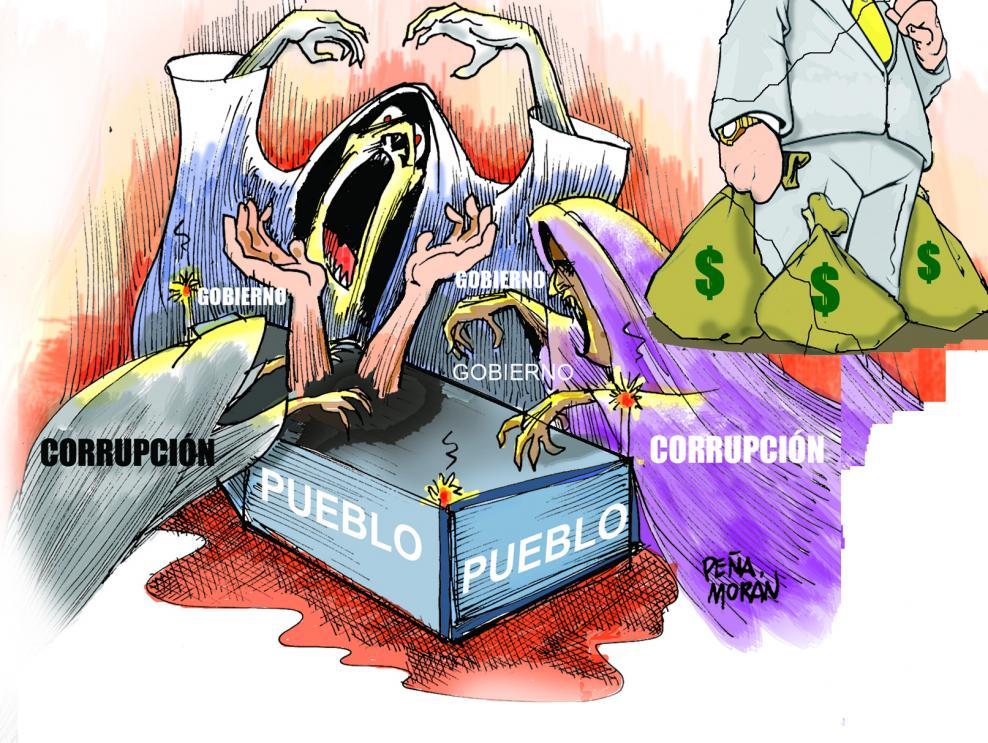 Ahora, a combatir la corrupción