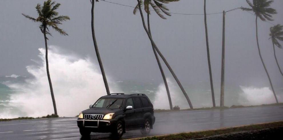 La furia del huracán