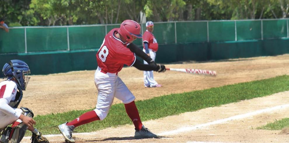El pitcheo y el bateo han sido las columnas vertebrales del equipo panameño en este campeonato panamericano de béisbol Sub-15.
