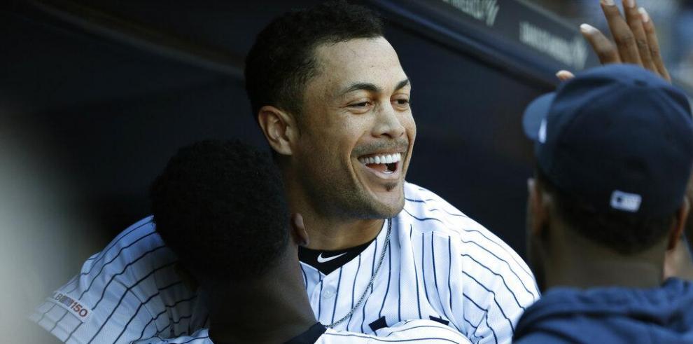 New York Yankees, Giancarlo Stanton
