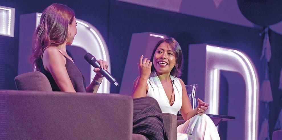 La actriz Yalitza Aparicio supera críticas