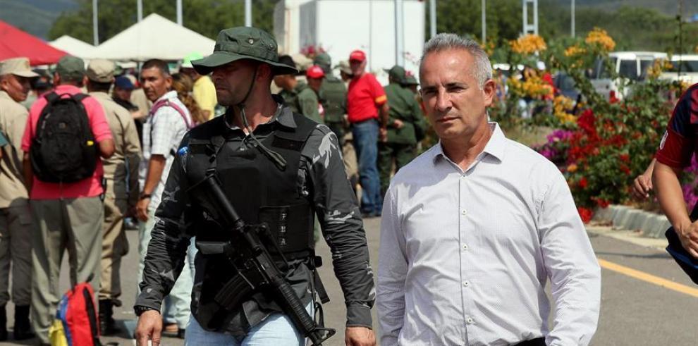 Freddu Bernal, chavista, venezuela