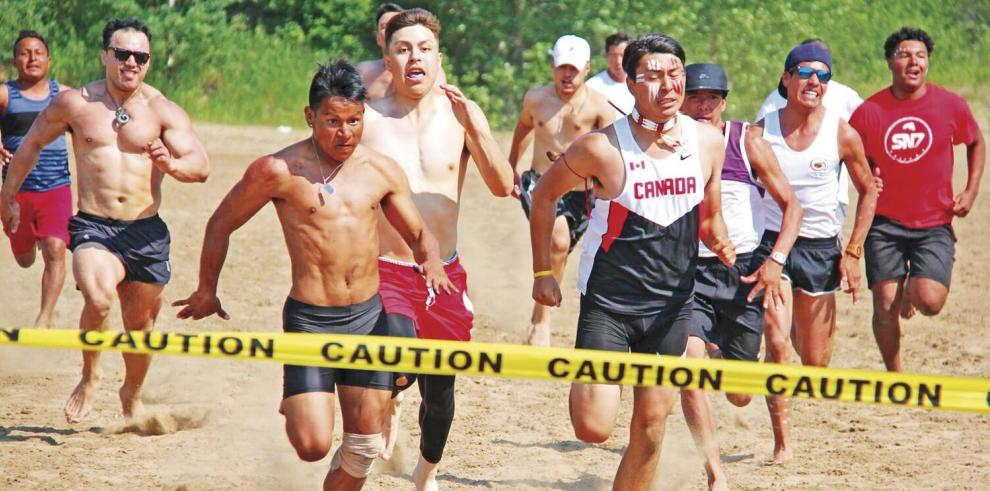 El deporte empodera al atleta indígena