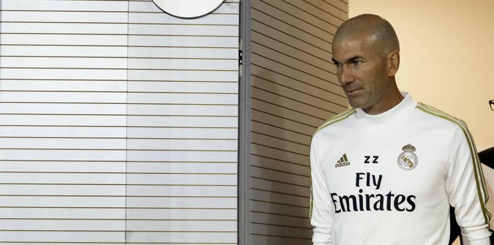 Zinedine Zidane, 2019