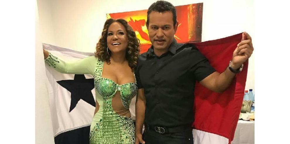 'Los Patrones de la Cumbia' dejaron en alto a Panamá