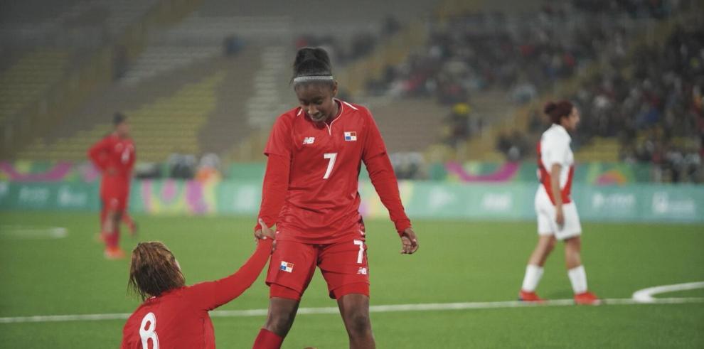 Panamá define equipo femenino de fútbol para el Pre Olímpico