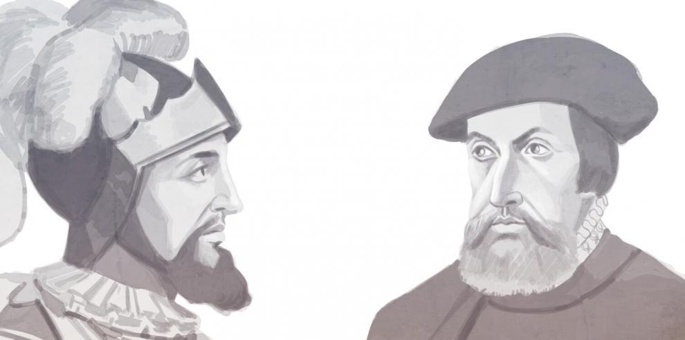 Vasco Núñez de Balboa y Pedrarias Dávila: historia de una rivalidad