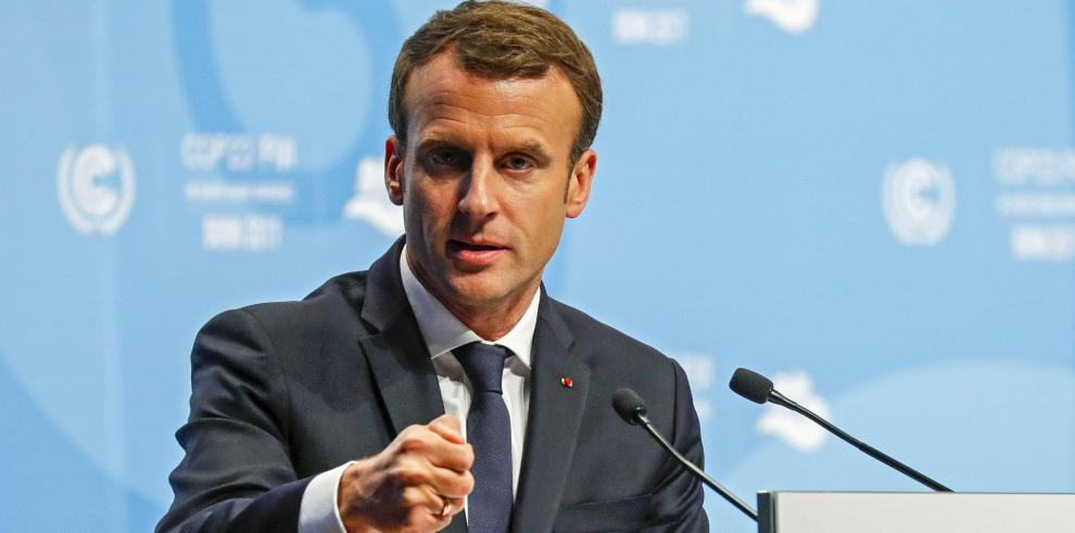 Francia pide reunión urgente del Consejo de Seguridad sobre la trata en Libia