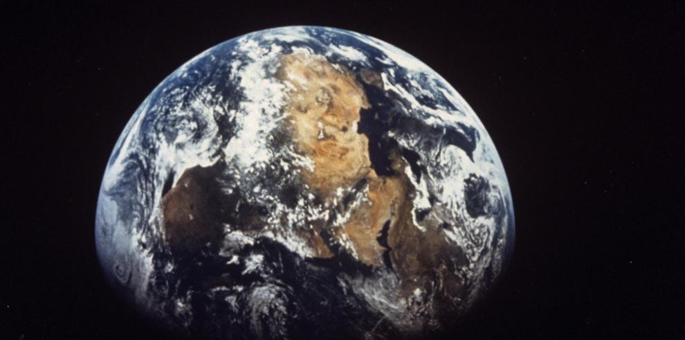 NASA planteta tierra