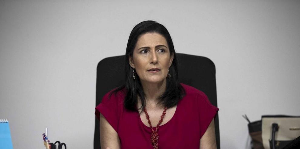 Nancy Arostegui, gerente de Programas de Hábitat Nicaragua