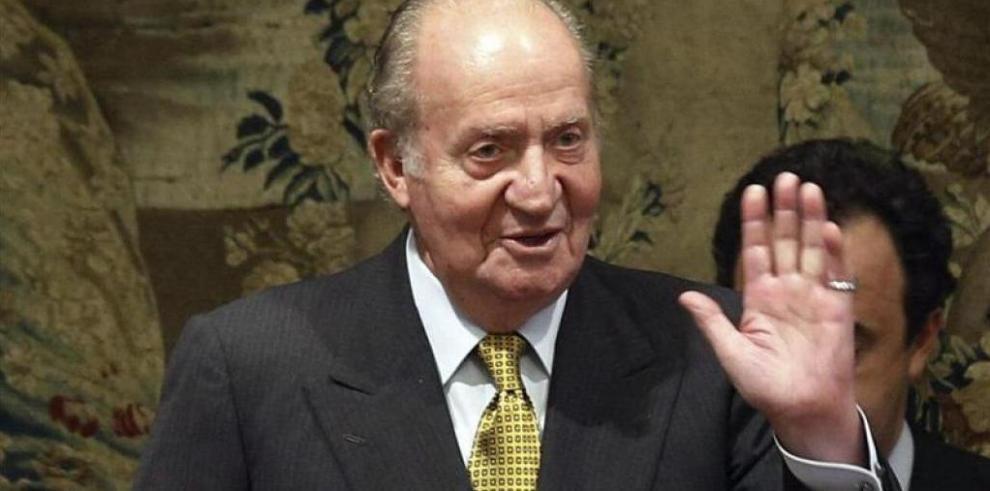 Justicia española examinará demanda de paternidad contra Juan Carlos I