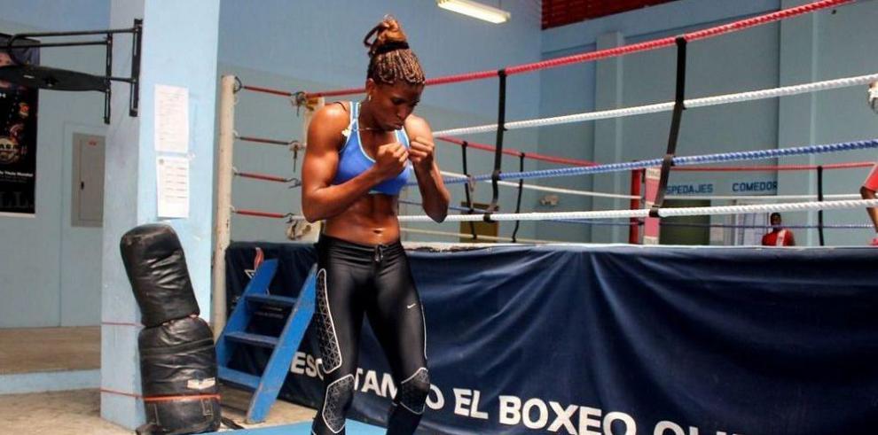Equipo olímpico de boxeo listo para entrar en acción