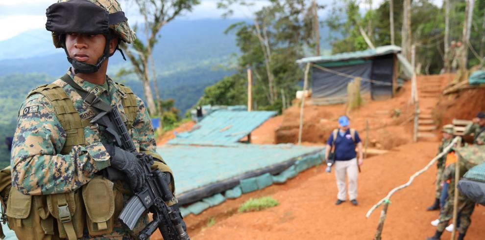 Varela descuida la seguridad en las fronteras, aseguró Camacho