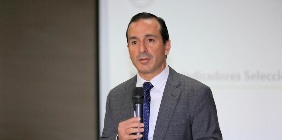 El presidente del Banco Central de Honduras, Wilfredo Cerrato.