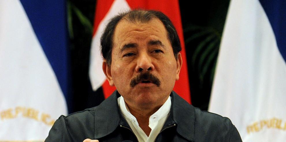 Presidente de Nicaragua dice que Panamá es vocero