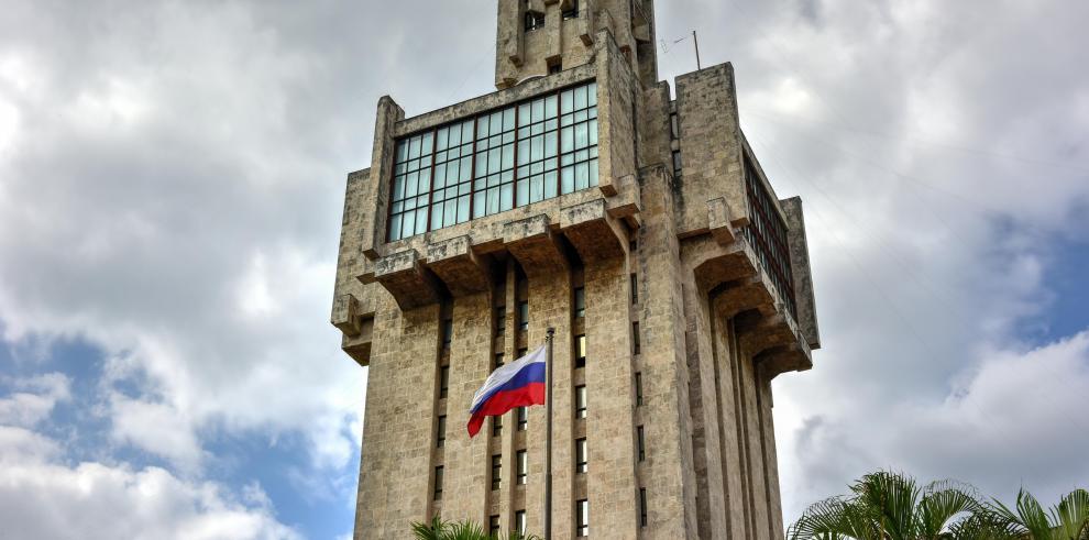 Embajada de Rusia en Cuba