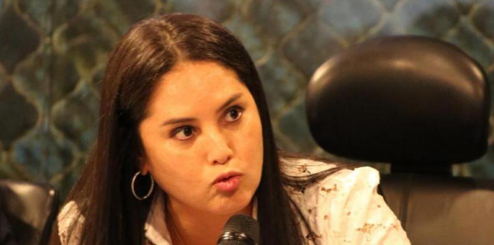 Zulay Rodríguez asegura que el pacto de gobernabilidad no peligra