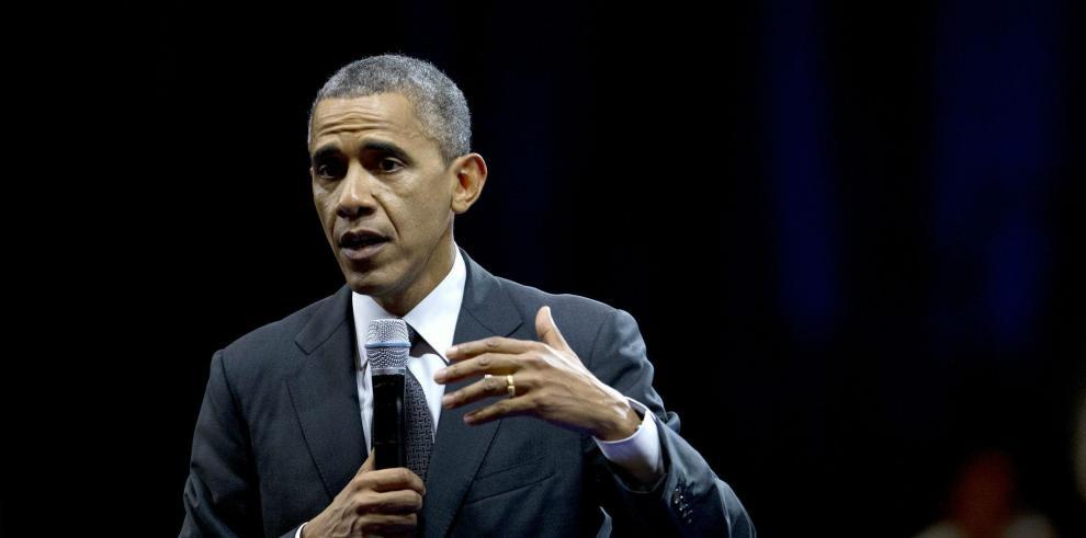Obama anuncia tercer paquete de sanciones a Rusia