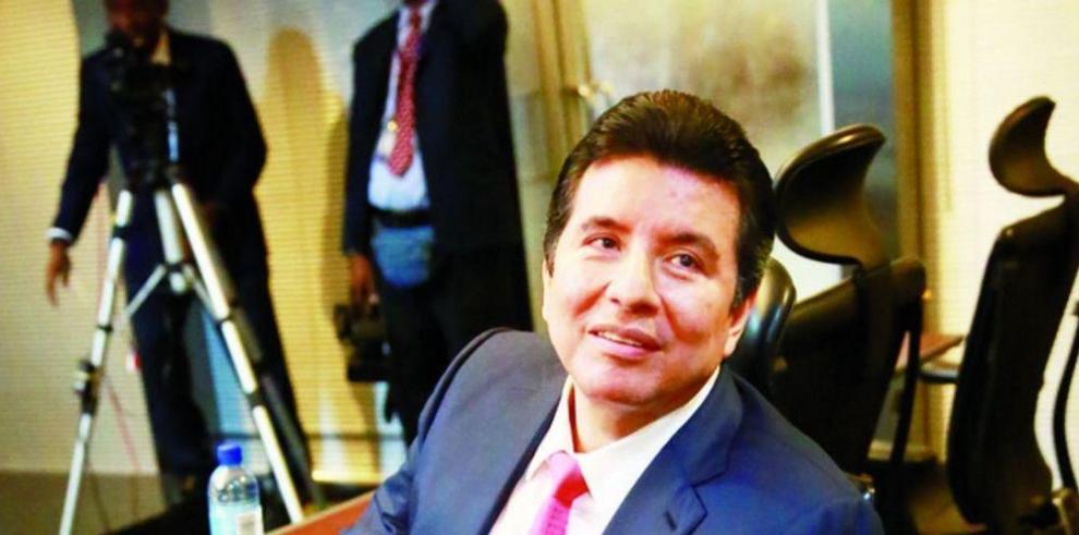 Moncada retuvo cientos de fallos firmados por los otros jueces