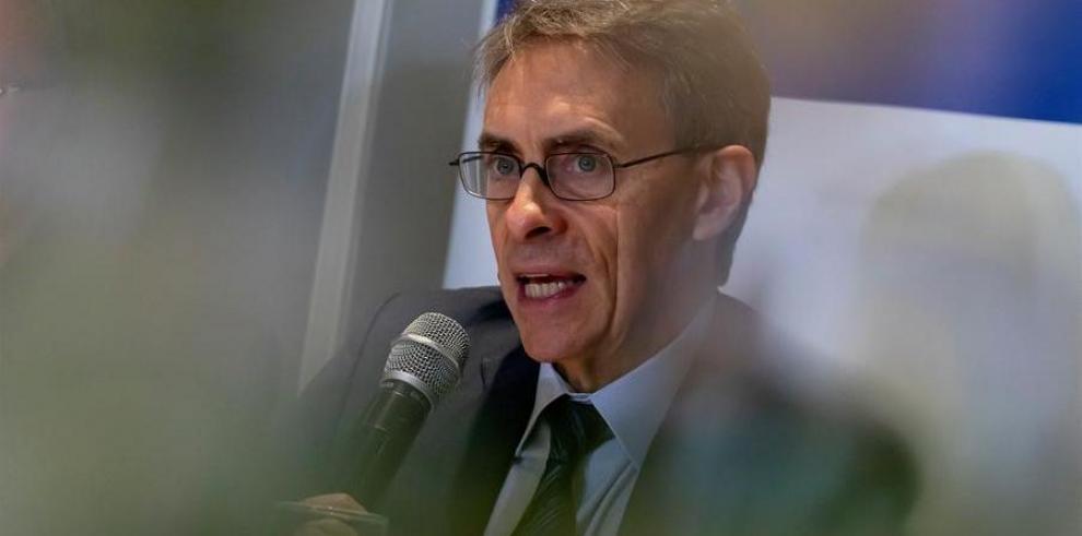 Presidente de Human Rights Watch (HRW), Kenneth Roth