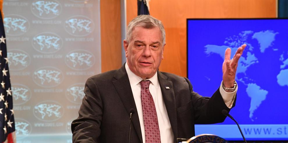 Michael Kozak, subsecretario interino para Asuntos del Hemisferio Occidental de los Estados