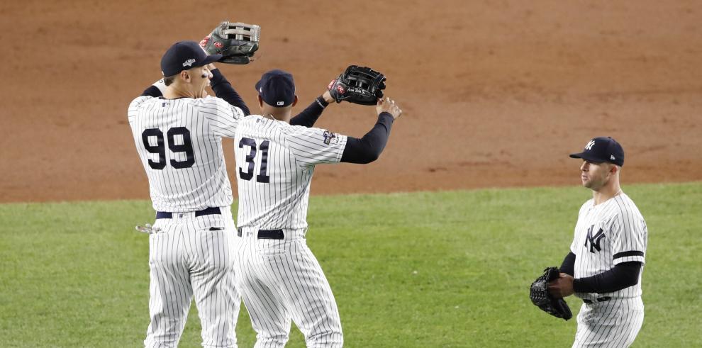 Los Astros perdieron 1-4 el quinto juego de la serie, permitiendo a los Yanquis de Nueva York poner 2-3 la serie que se juega al mejor de siete.