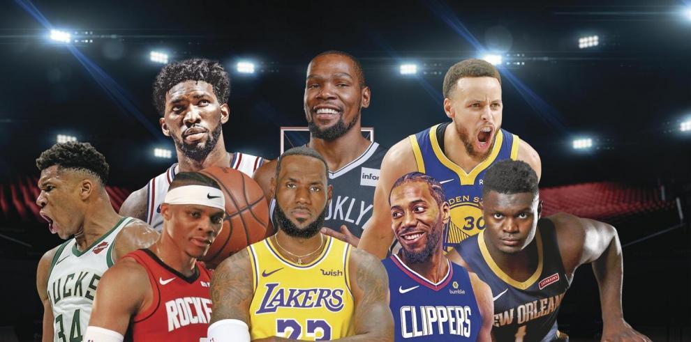 Balón al aire en la temporada de la NBA, ¿la más reñida de la década?