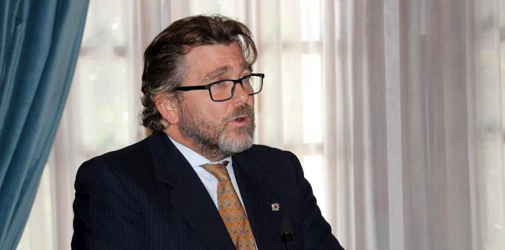 Carlos de Abella, embajador de Ecuador