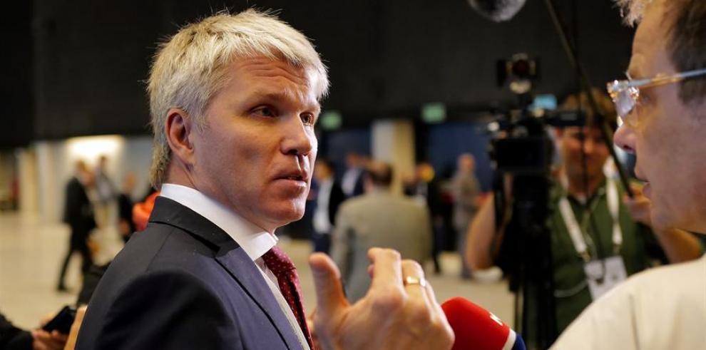 El ministro de Deportes ruso, Pável Kolobkov