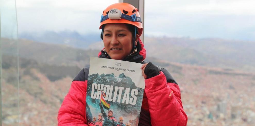 Las cholitas escaladoras de Bolivia