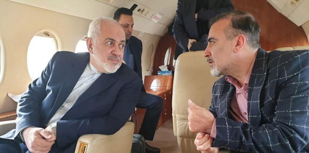 ba7fb2cfd94765298Liberados un estadounidense y un iraní en un aparente intercambio de presos213aee0c4f034c83474e719