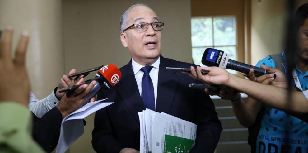 Procurador de la Administración, Rigoberto González Montenegro