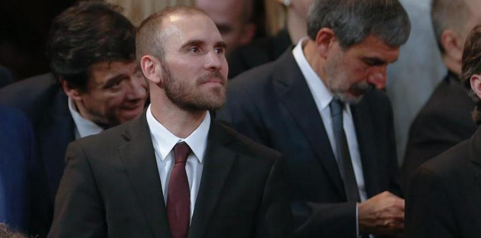 El nuevo ministro de Economía de Argentina, Martín Guzmán