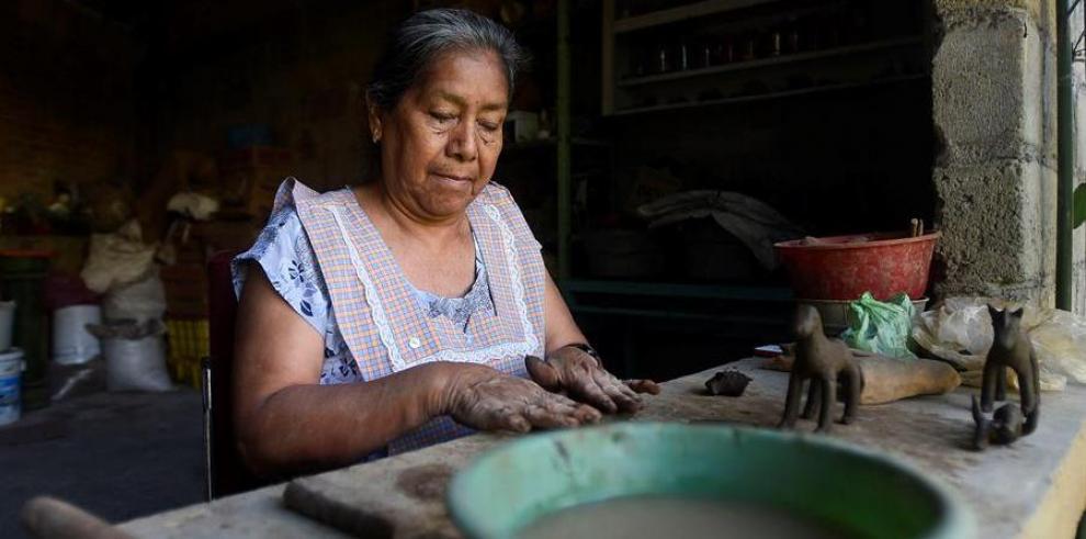 El barro, el protagonista en la tradición de los nacimientos en México