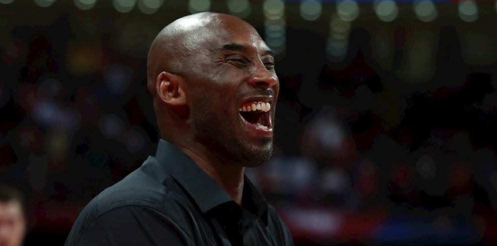 En la imagen, el exjugador Kobe Bryant.