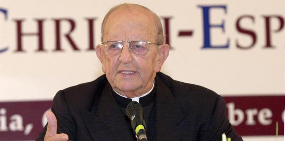 El religioso mexicano Marcial Maciel, fundador de la congregación de los